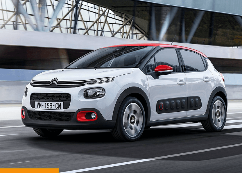 Citroën C3 Private Lease Deals