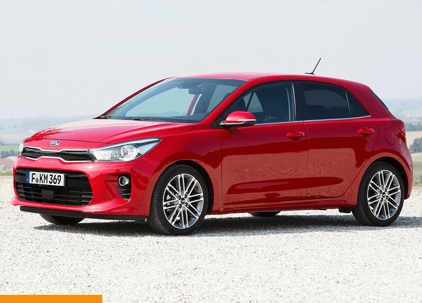 Kia Rio Private Lease Deals