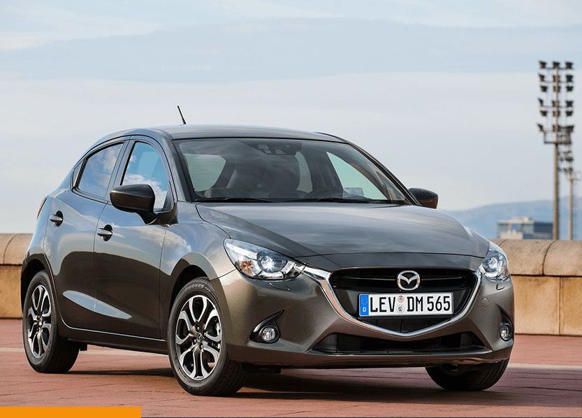 Mazda 2 Private Lease Deals