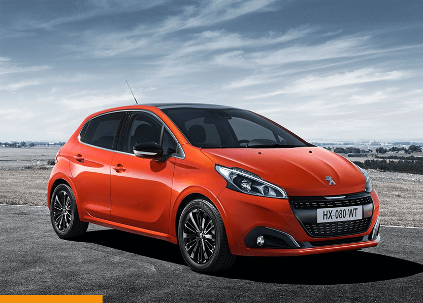 Peugeot 208 Private Lease Deals