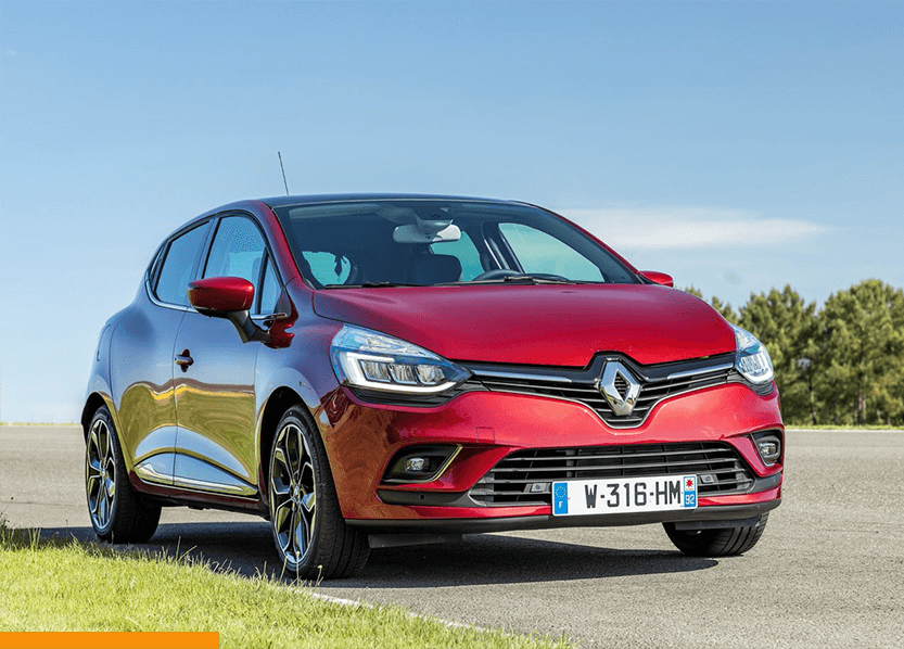 Renault Clio Private Lease Deals