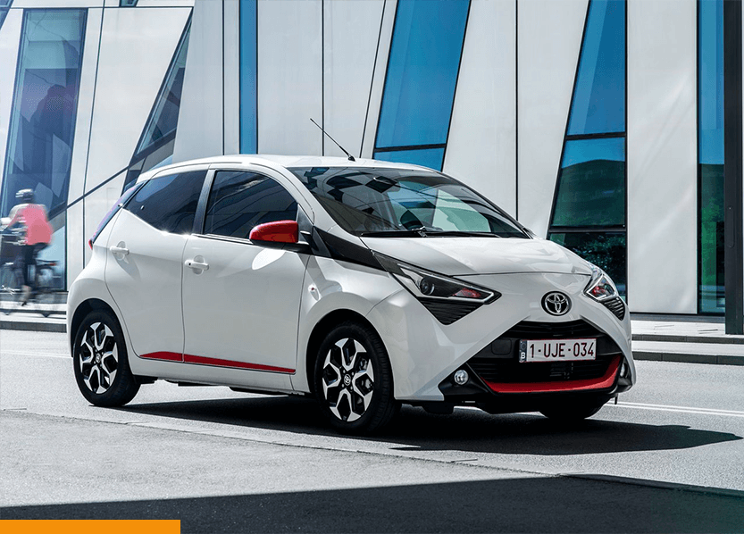 Toyota Aygo Private Lease Deals